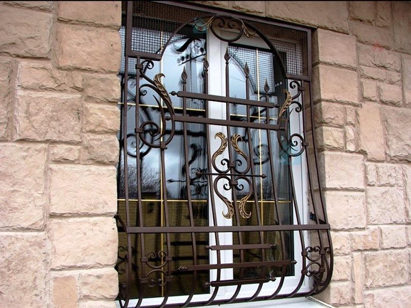 0b5ef038bffffd3ca24bb4c91042cb2f - Металлические решетки на окна