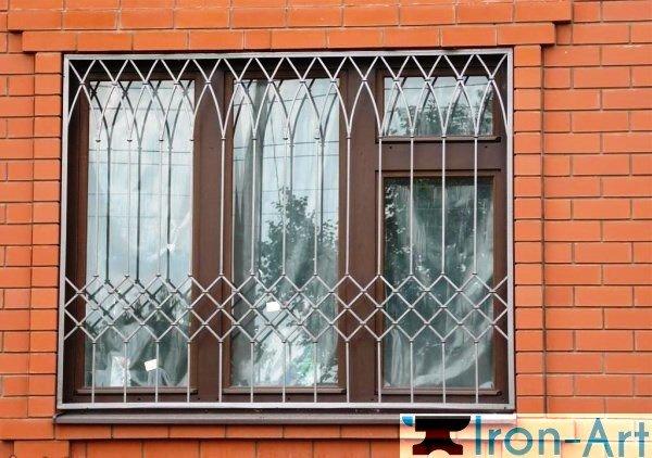 12345 - Металлические решетки на окна