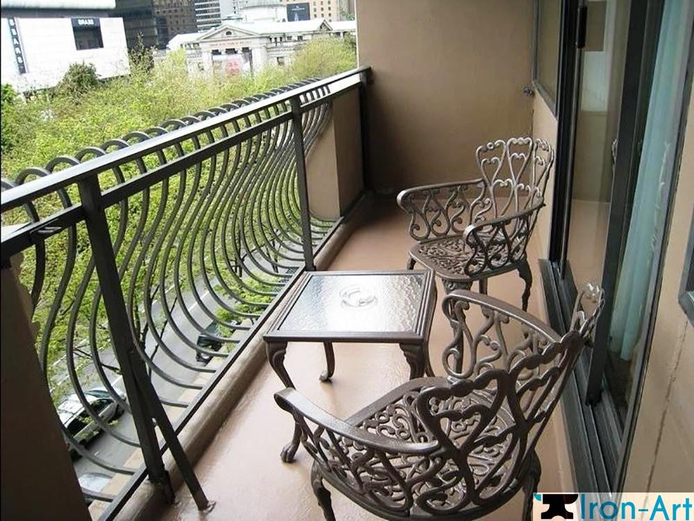 13 8 1 - Металлические балконы на заказ