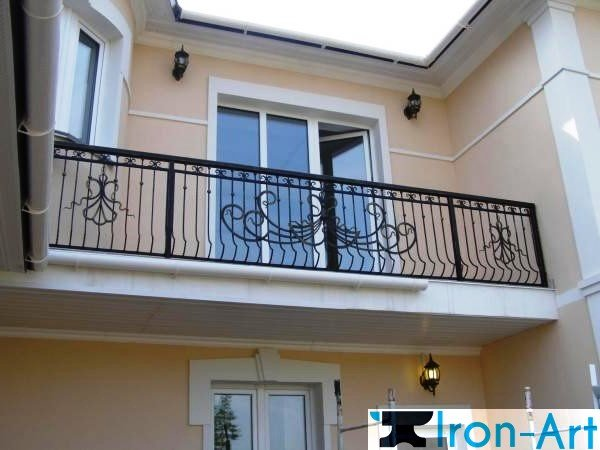 18 124 595 - Металлические балконы на заказ