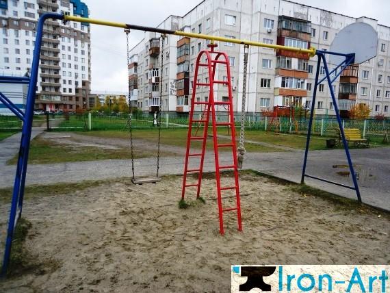 2013 10 07 012704 - Детские площадки из металла на заказ