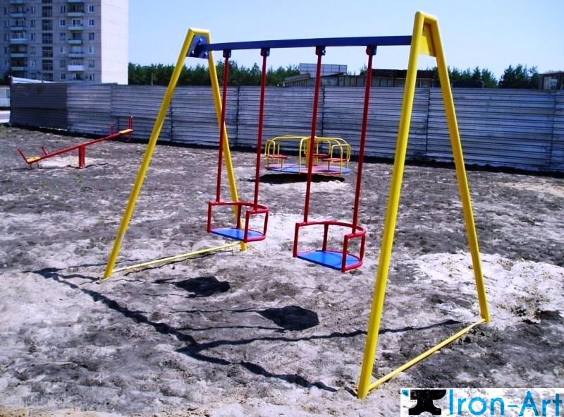22512 14443772360 - Детские площадки из металла на заказ