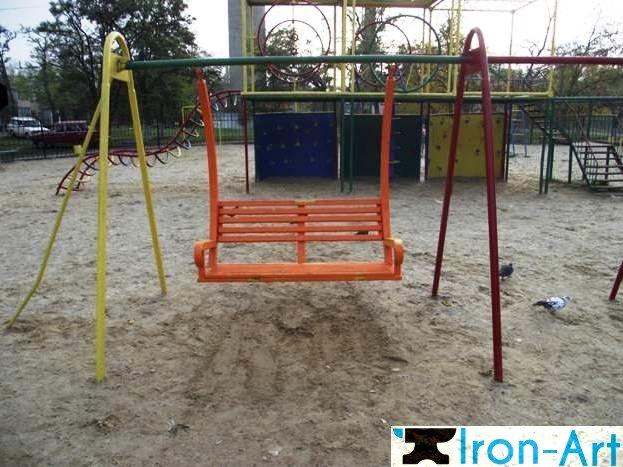 22512 14443772362 - Детские площадки из металла на заказ