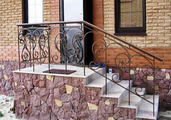 3 1 - Лестницы из металла на заказ