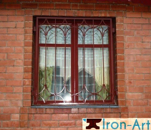 3e370bb64c54188c6b2d23ae617d6a14 - Металлические решетки на окна