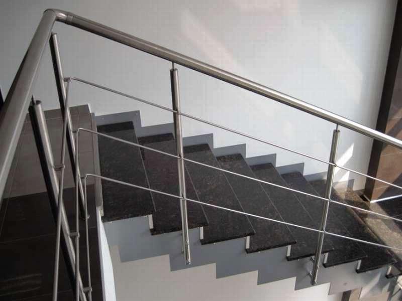 65 - Лестницы из металла на заказ