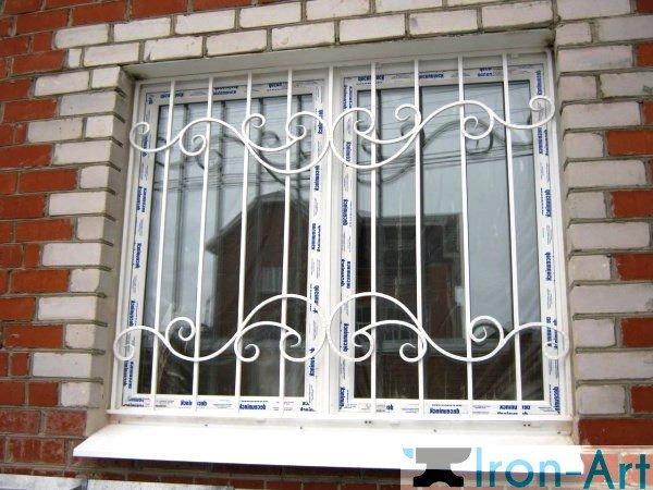 654 - Металлические решетки на окна