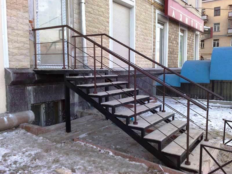 676005141254073525 - Лестницы из металла на заказ