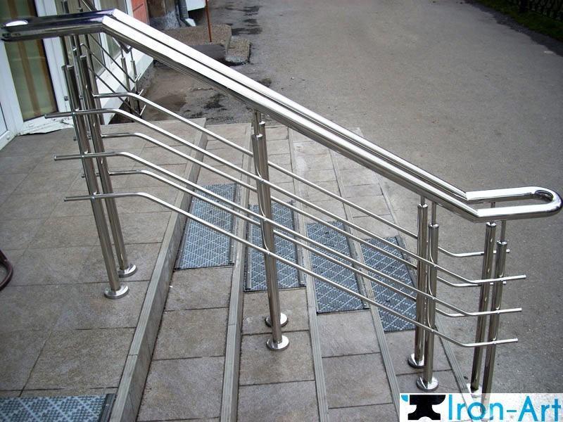 7 500 rub. 2 - Ограждения из нержавеющей стали