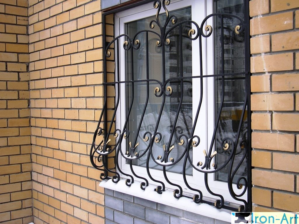 7366a194a073199d8c48a8b6a391d4f4 1024x768 - Металлические решетки на окна