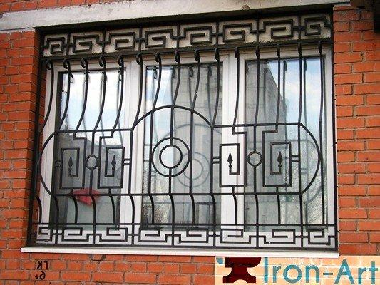Reschetka 6 - Металлические решетки на окна
