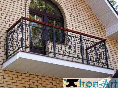 WTIjXpx m - Металлические балконы на заказ