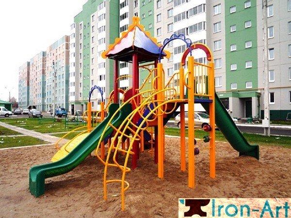 a00853962762c94ef7b1dfc5473f122c - Детские площадки из металла на заказ