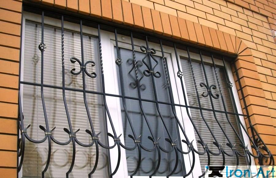 b263439118b675fd5faa54 1 - Металлические решетки на окна