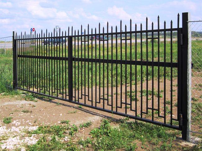 b fence - Металлические заборы на заказ