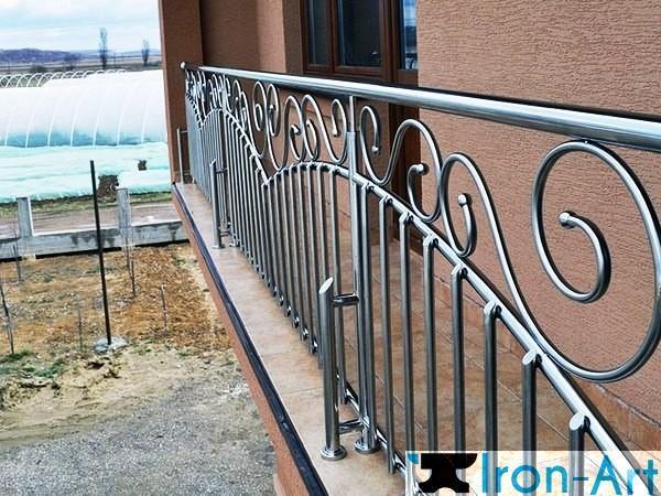 balkon 02 - Ограждения из нержавеющей стали