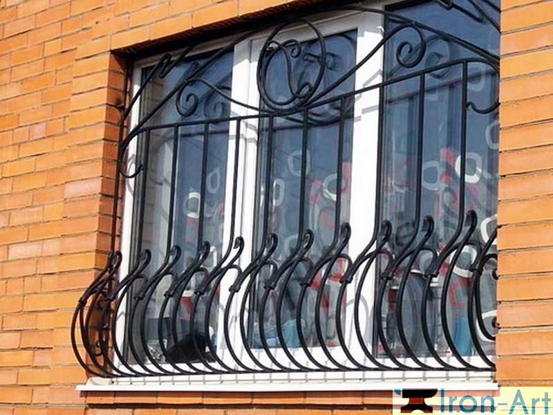 d31debefcdb3b01883229b93f5bcffc5 - Металлические решетки на окна