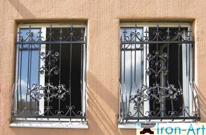 da3057ca6966e744cb882ee6c69bd31a - Металлические решетки на окна