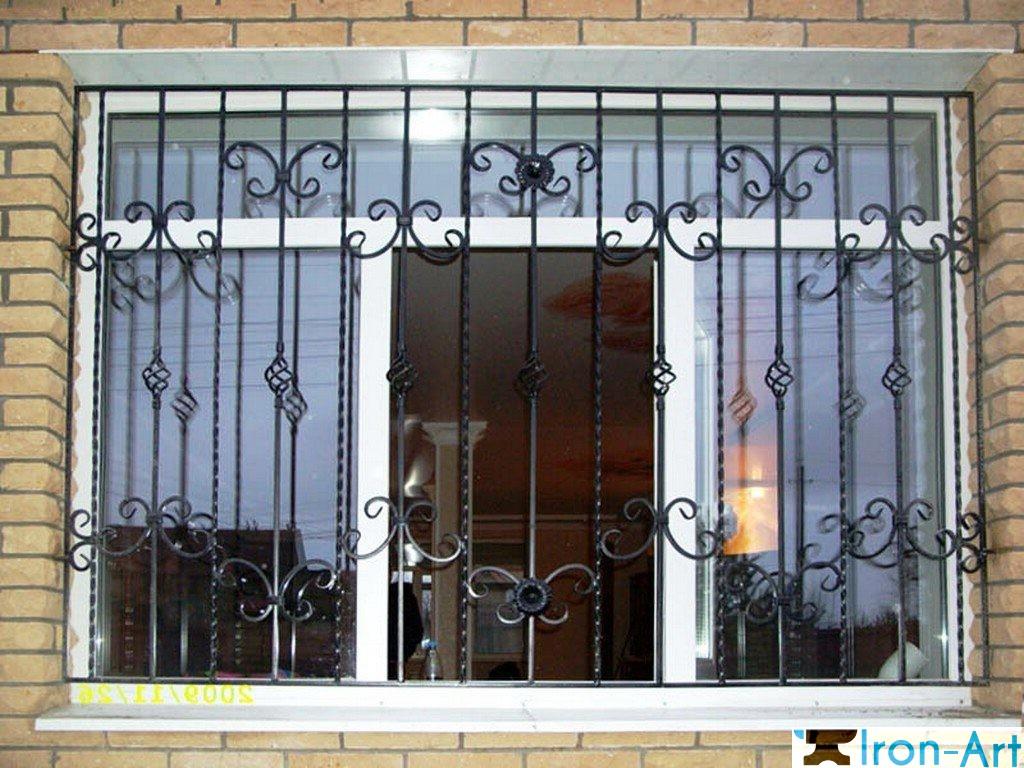 db64a75312ef4f288d5b53ef17c69787 1024x768 - Металлические решетки на окна