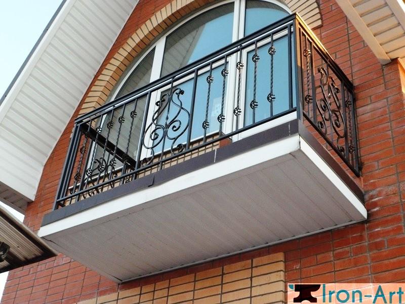 df328925905c0449958c8dcd8d122636 - Металлические балконы на заказ