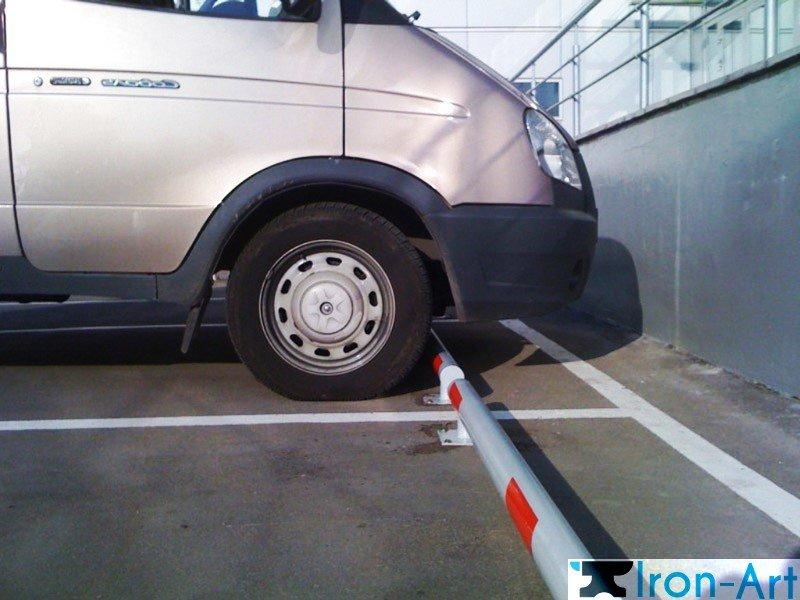kolesootbojnik 12 - Колесоотбойники металлические на заказ