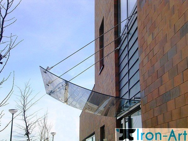 koz3 - Навесы из металла под заказ