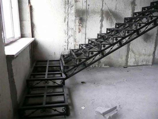 lestnicy na zakaz15 - Металлические лестницы