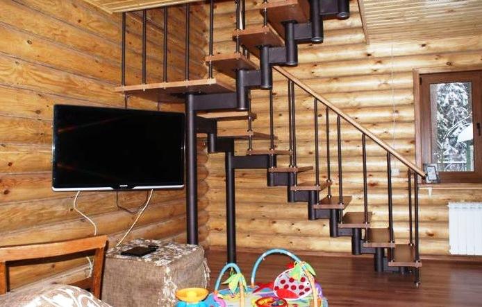 lestnitsa 2 - Металлические лестницы