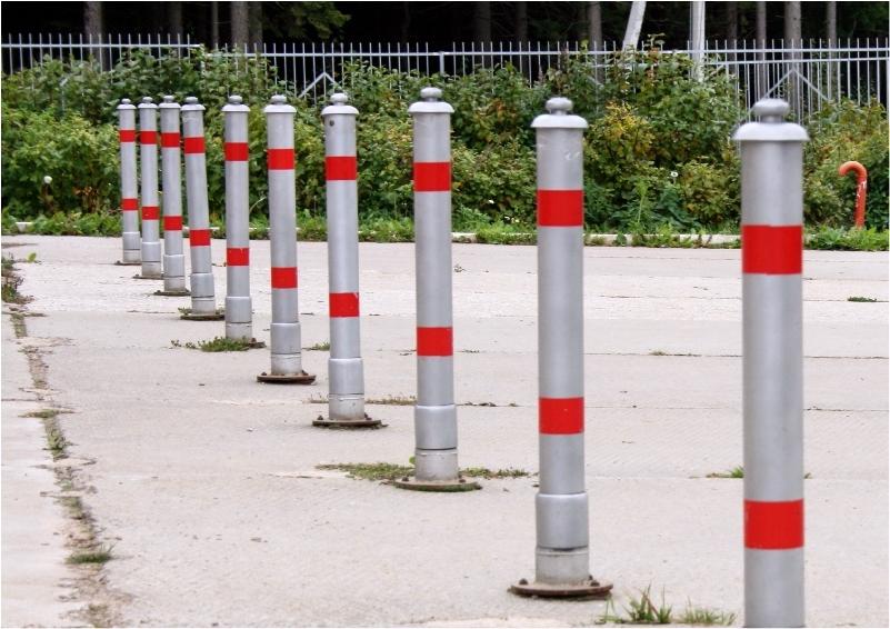 metal5 - Металлические парковочные столбики на заказ