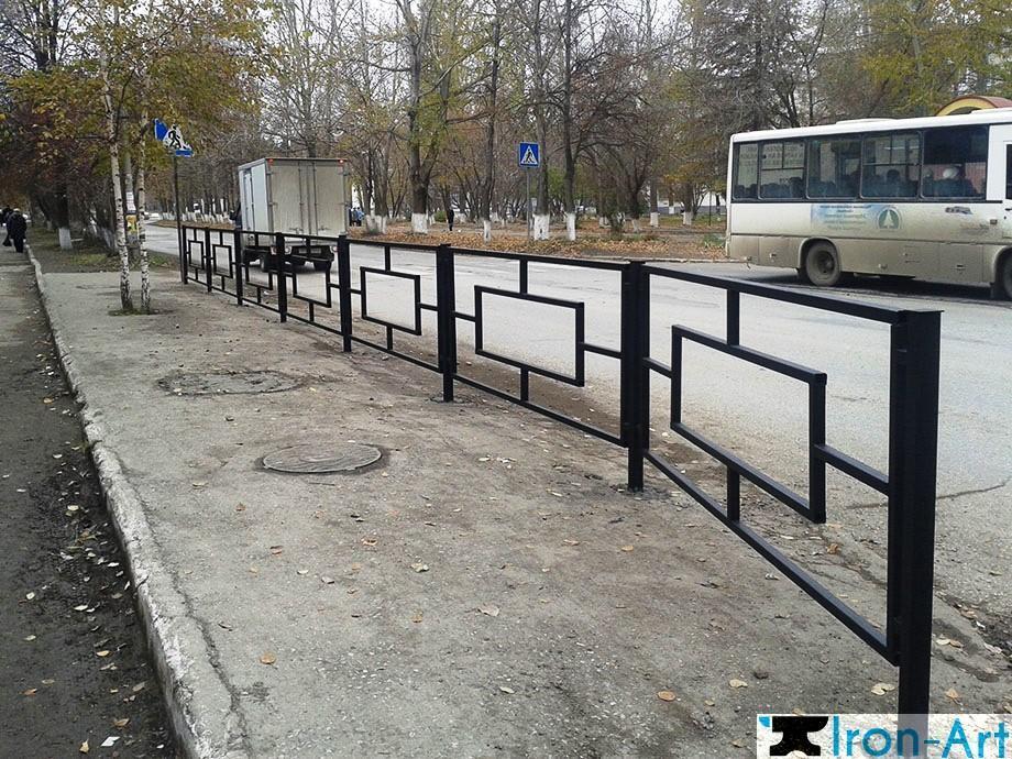 ograzhd - Металлические пешеходные ограждения на заказ