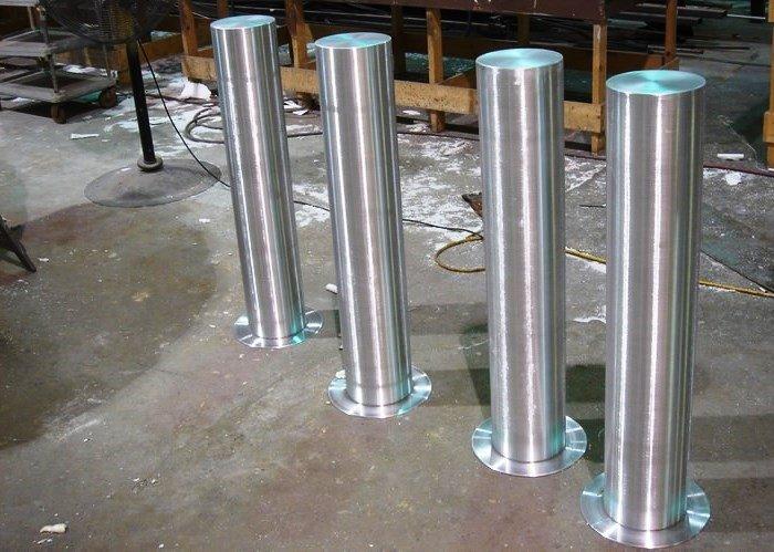 parkovochnye stolbiki - Металлические парковочные столбики на заказ