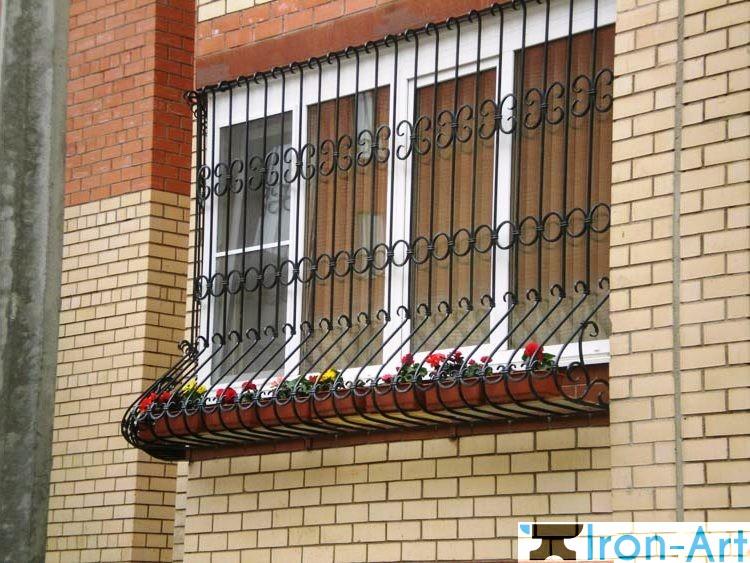 r073 - Металлические решетки на окна