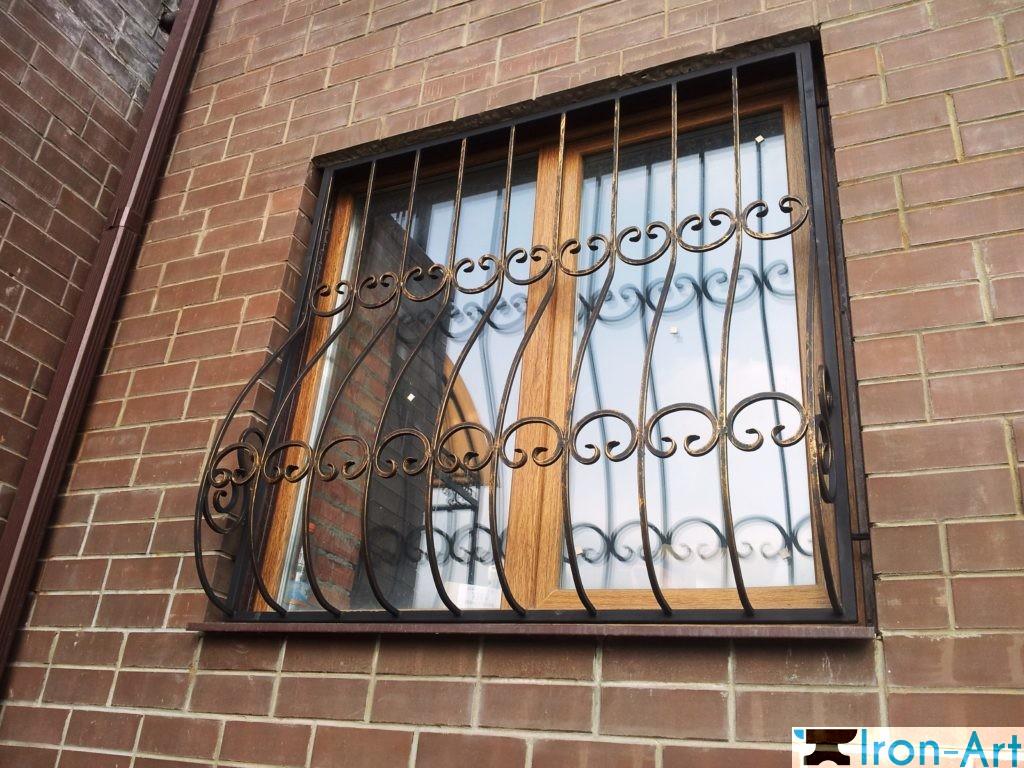 reshetka 6 1 1024x768 - Металлические решетки на окна