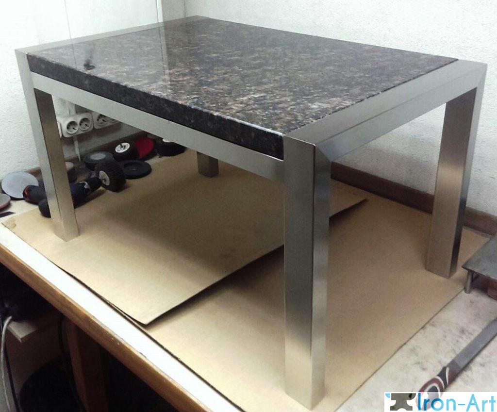 stol02 1024x849 - Изделия из нержавеющей стали