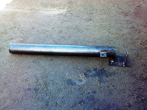 stolboff - Металлические парковочные столбики на заказ