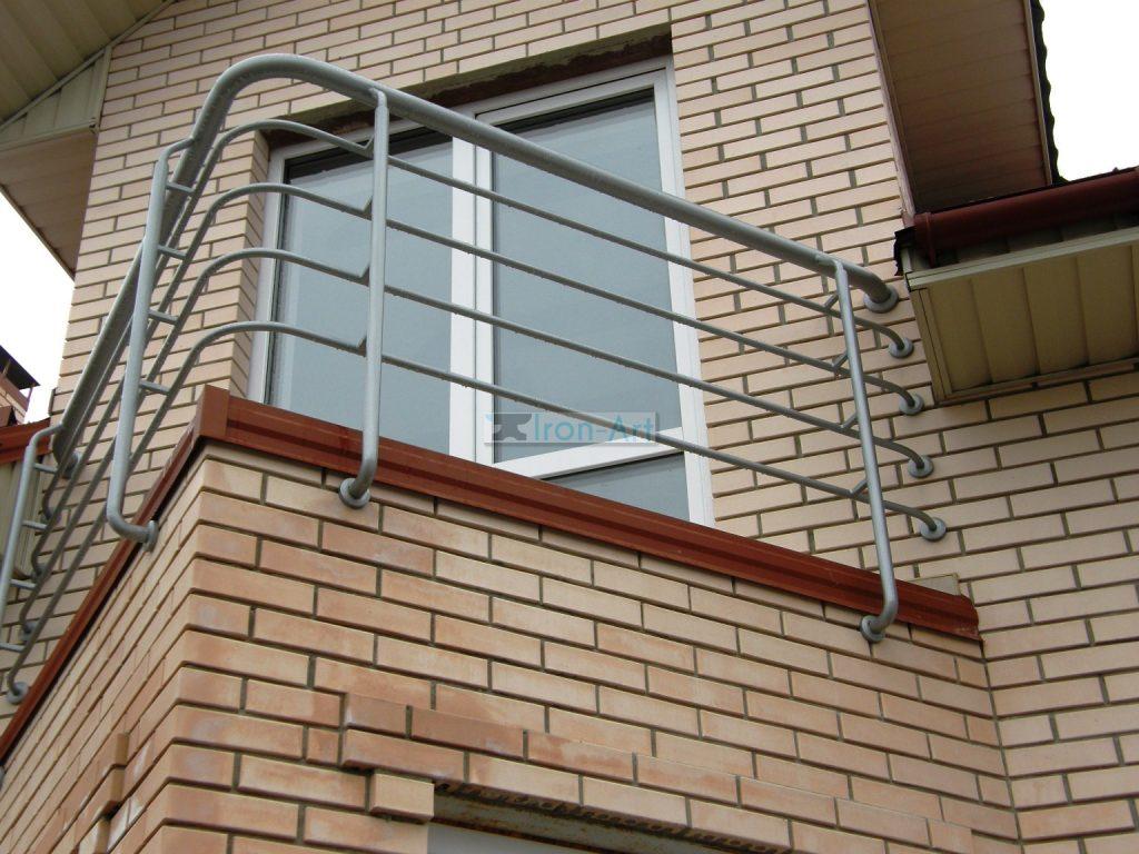 PB280391 1024x768 - Металеві балкони на замовлення