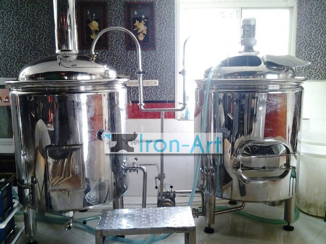 200L Mini Beer Brewery Draught Beer Machine.jpg 640x640 - Пивоварня из металла на заказ