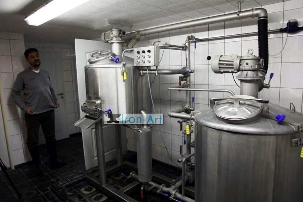 Svyatoy YAn 1 1024x683 - Пивоварня из металла на заказ