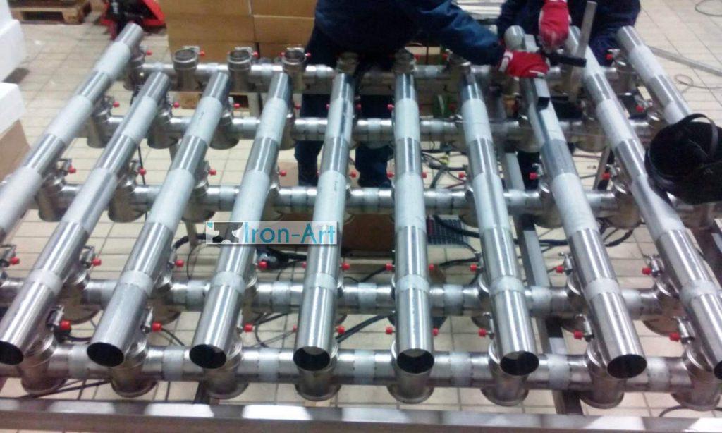 t34g5 1024x614 - Пивоварня из металла на заказ