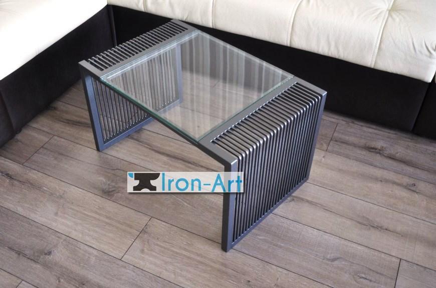 mebel iz metalla 1 - Столы из металла под заказ
