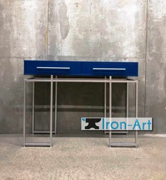 mebel iz metalla 17 - Дизайнерские изделия из металла