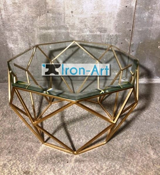 mebel iz metalla 20 - Дизайнерские изделия из металла