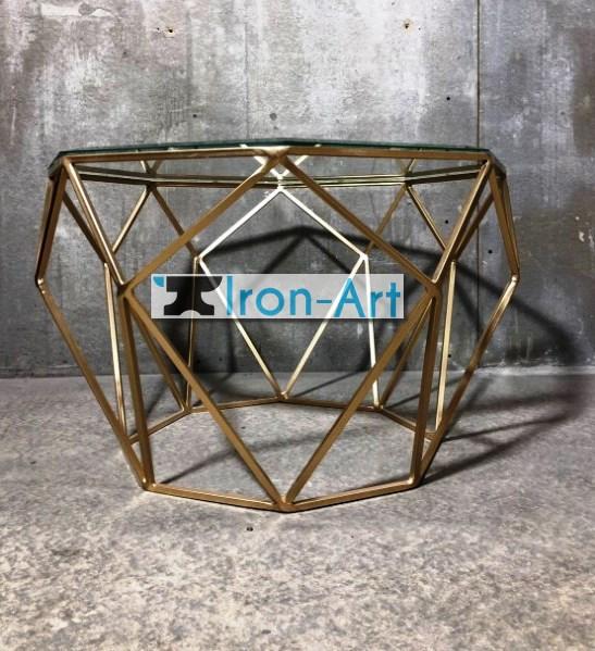 mebel iz metalla 21 - Дизайнерские изделия из металла