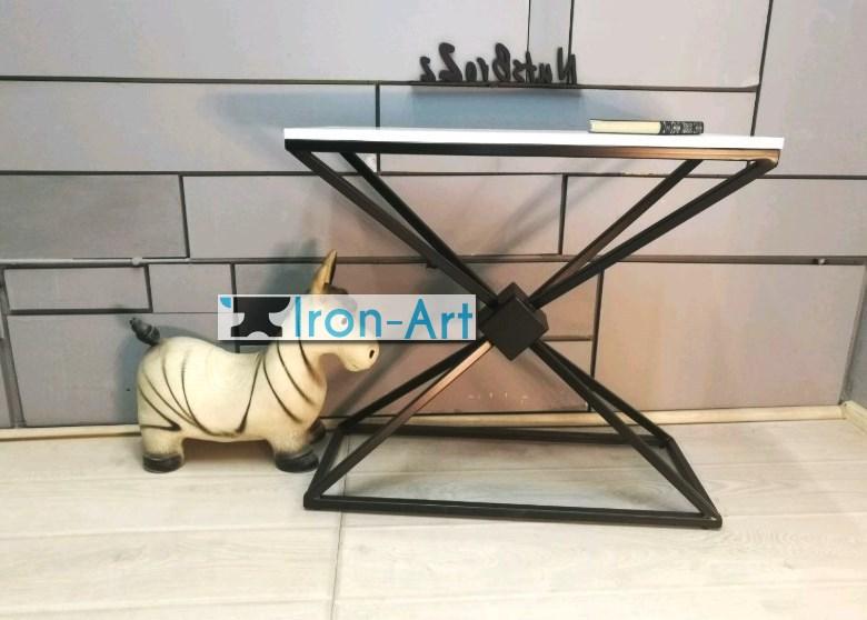 mebel iz metalla 22 - Дизайнерские изделия из металла