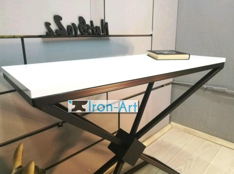 mebel iz metalla 23 - Дизайнерские изделия из металла