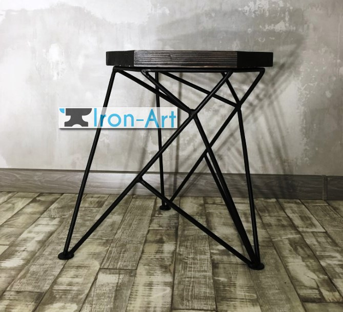 mebel iz metalla 24 - Дизайнерские изделия из металла