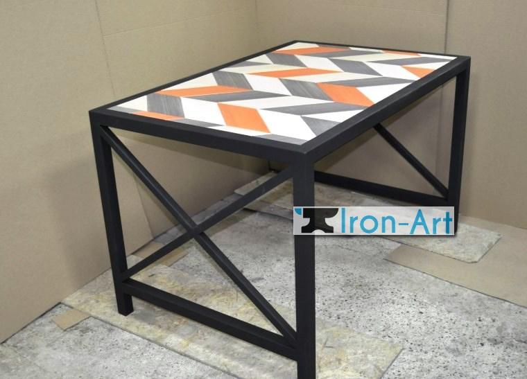 mebel iz metalla 27 - Дизайнерские изделия из металла