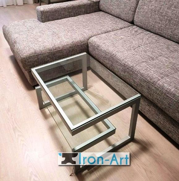 mebel iz metalla 3 - Столы из металла под заказ