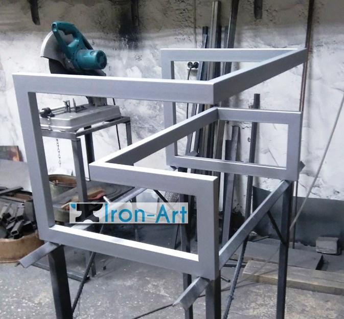 mebel iz metalla 4 - Дизайнерские изделия из металла