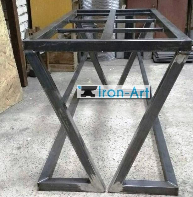 mebel iz metalla 5 - Столы из металла под заказ